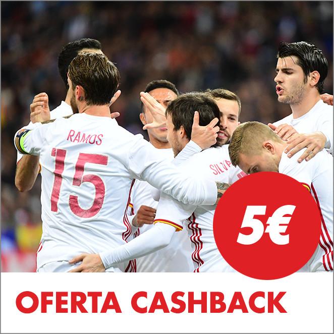 Circus: 5 euros en apuestas gratis por cada gol de España frente a Italia-22