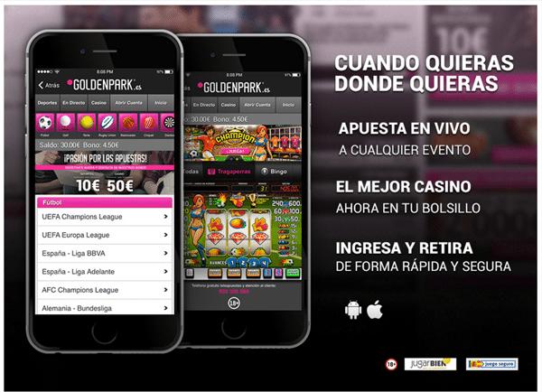 Conoce la versión móvil y la app del Casino Bwin es-548