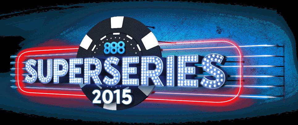 107200€ en premios en el Torneo Principal de las SuperSeries de 888-954