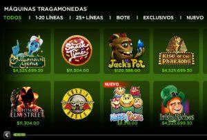 Análisis de las mejores opciones casino en México-780