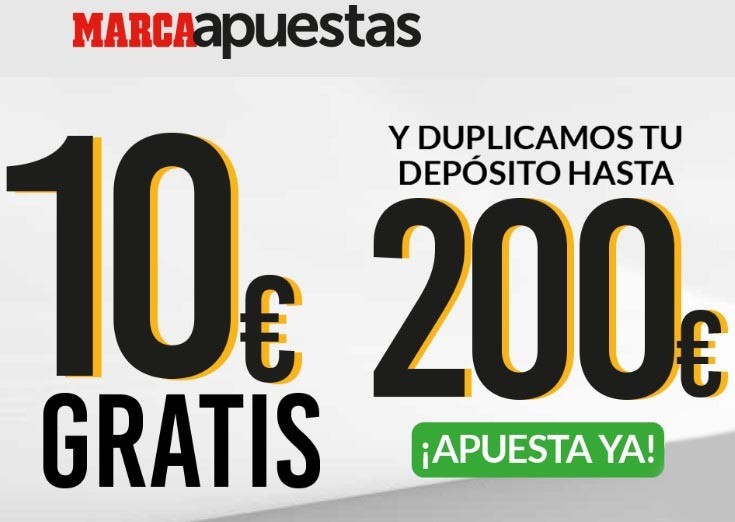 Apuesta con supercuotas 200€ de bono y 10€ de cashback-342