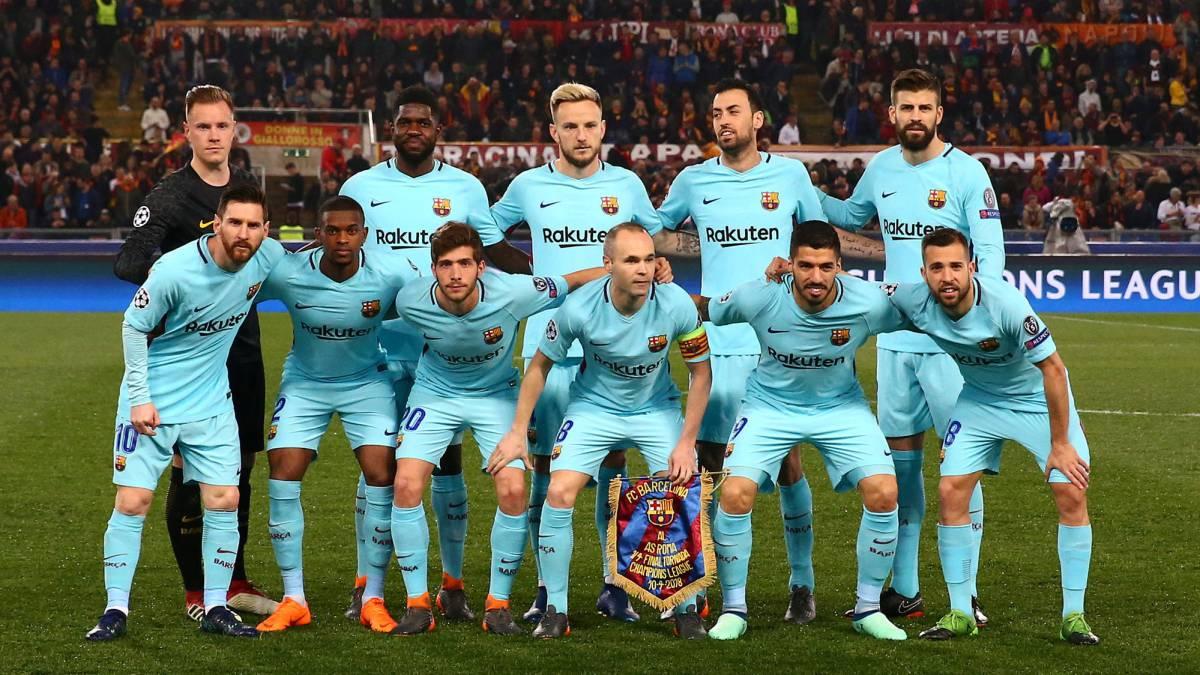 Barça gana a la Roma 100€ en apuestas y 25€ de cashback-552