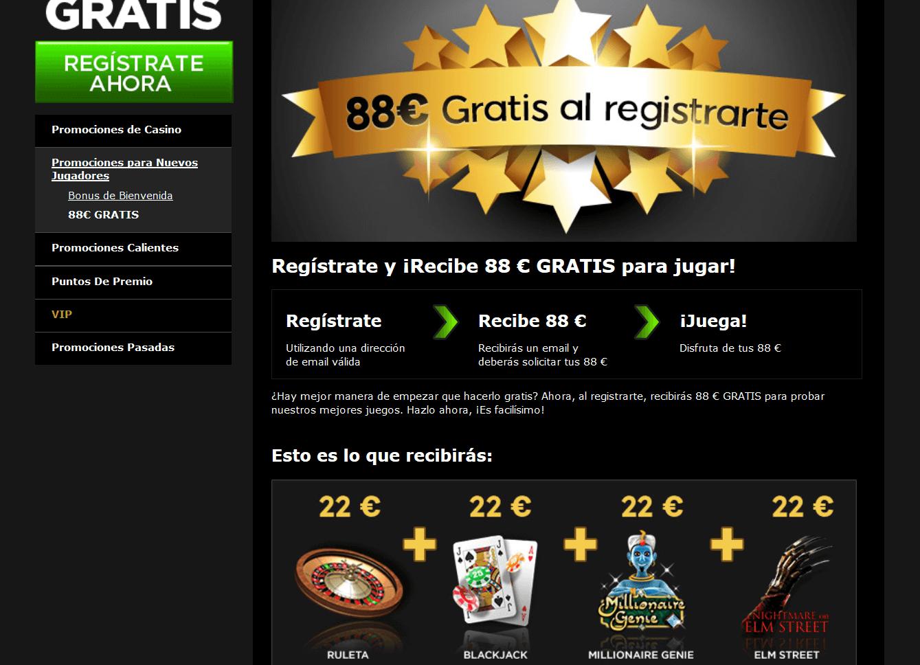 Más de € 11860 Gratis en Bonos de Bienvenida Evolution Gaming-277