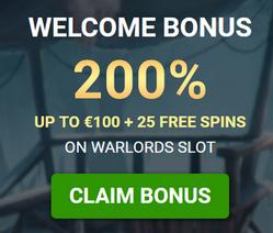 Casino Cruise 100% Bonus 200 € Extra 200 Extra Spins con su primer depósito-216