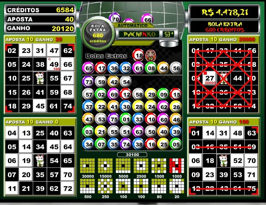 Casino online Canal Bingo México-966