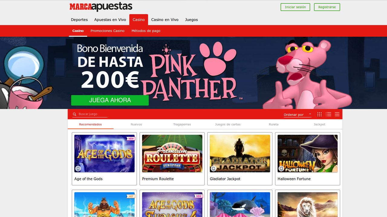 Casino y Apuesta Deportiva de 5€ Gratis-742