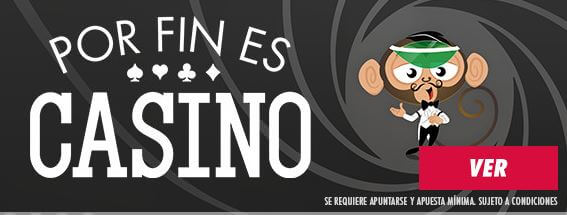 Casino1 400% Bonus 800 € Extra más 20 giros gratis con su primer depósito-52