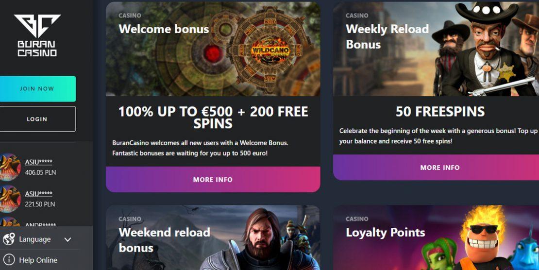 CasinoRoom 500% Bonus 50 € con su primer depósito-513