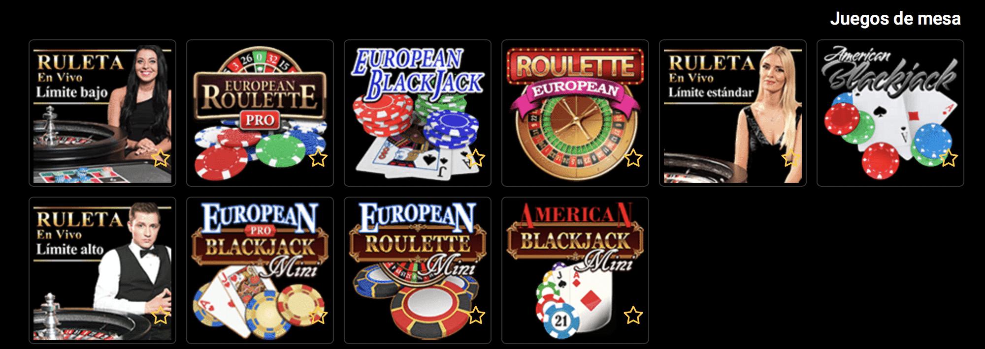Casinos propulsados por Ash Gaming que ofrezcan bonos en España-908