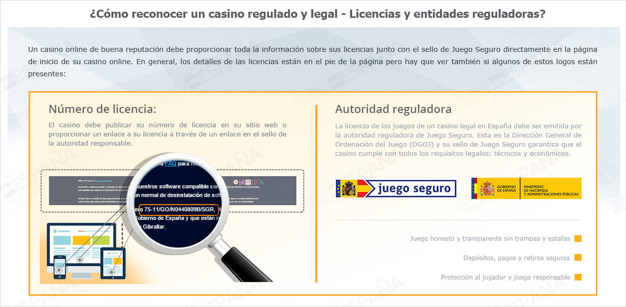 Casinos Seguros y regulados por la DGOJ-439