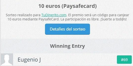 Concurso Reyes Magos: 4 PaySafeCard Gratis de 25 € Apuestasfree-270