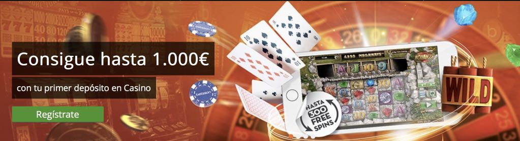Consigue 1000€ en bonos casinos online Brasil-591
