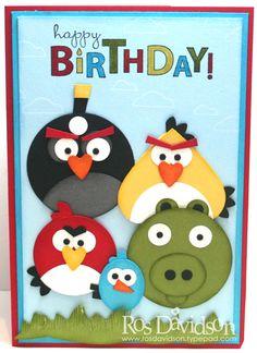 Cualquiera que sea su placer es desde 3D Slots Angry Birds-797