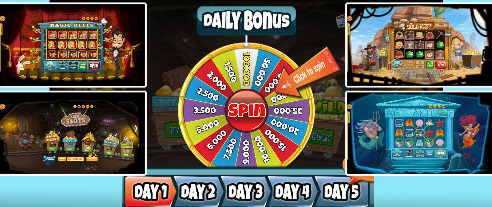 Disfruta de las tragaperras juegos de bingo y ruleta desde tu móvil-972