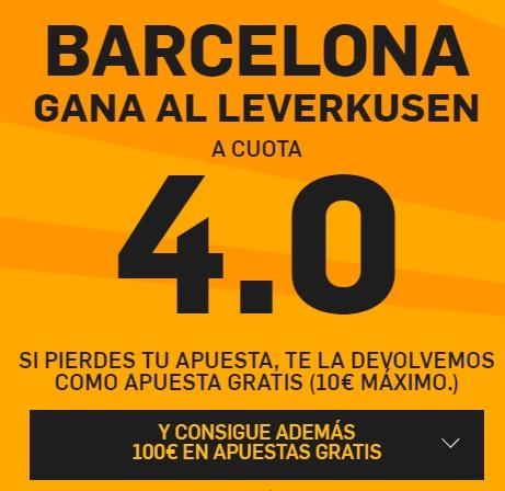 Supercuotas para el Real Madrid y Barça y 100€ en apuestas y 25€ extra-715