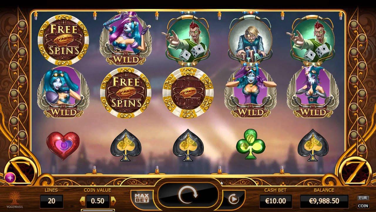 Mejores Casinos Online Yggdrasil Gaming-787
