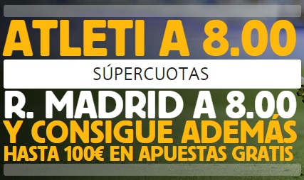 Real Madrid gana 100€ bono y 25€ cashback-712