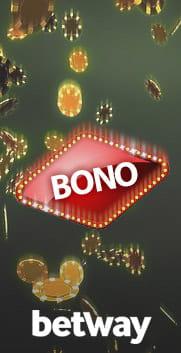 El bono de bienvenida de Betway Casino ofrece bono 500€-442
