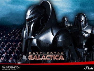 El slot de Battlestar Galactica te lleva al espacio-544