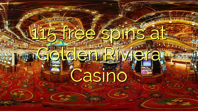Golden Riviera Casino online Top 10 Casino-795