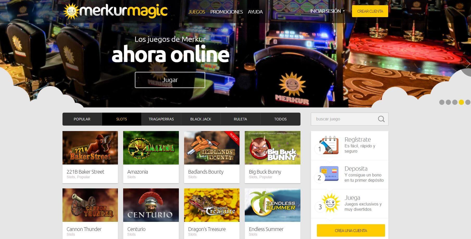 Juega a Amazonia gratis Bonos de Merkur Gaming-683