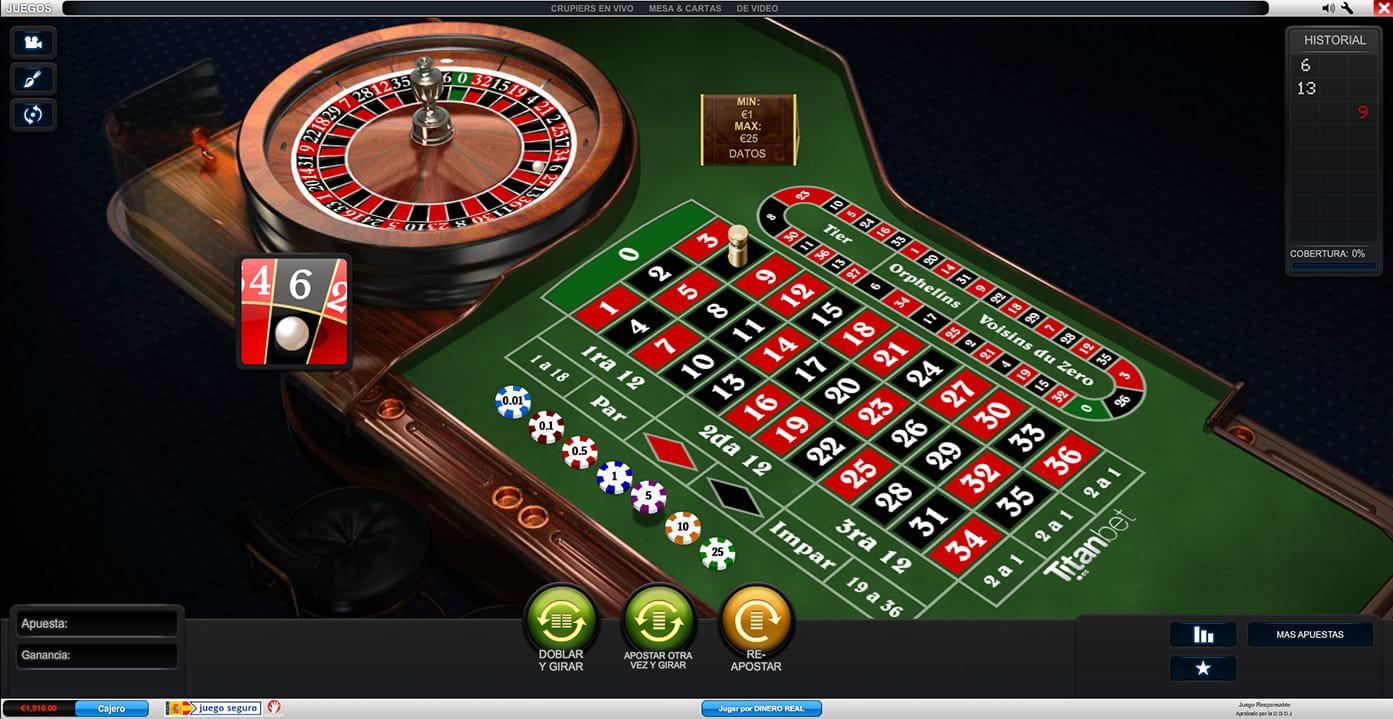 Juega en el casino online TodoSlots-111