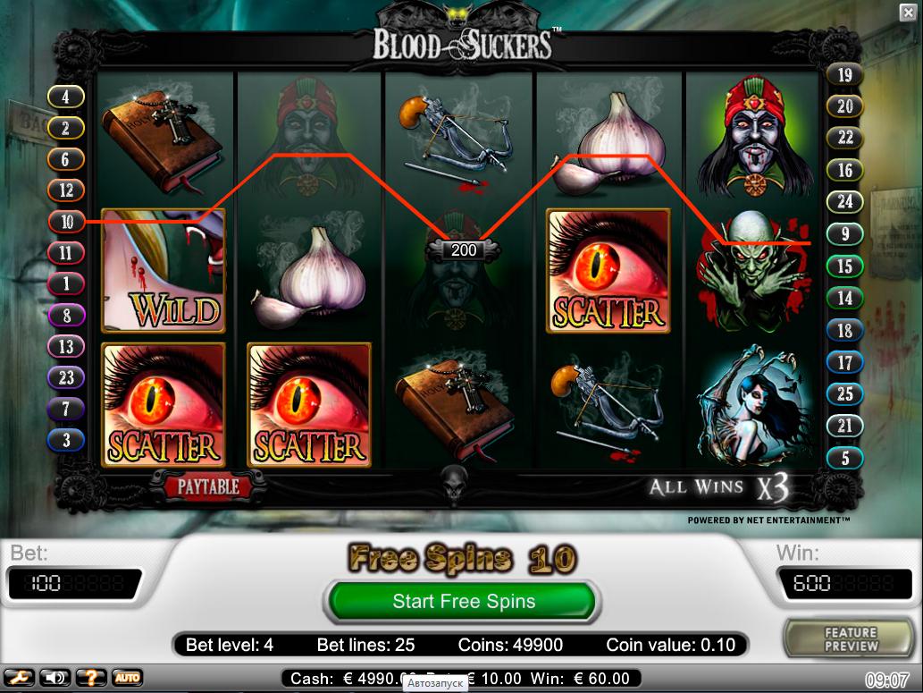 Juegos RTG en slotsofvegas com-525