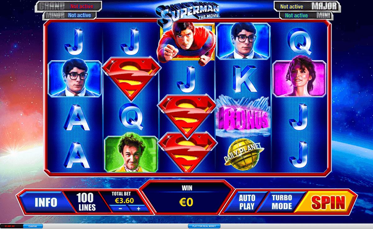 Jugar Gratis Superman II Tragamonedas en Linea-760