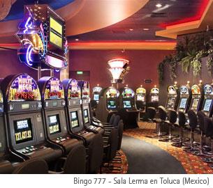 La primera plaza en juego casinos México-125