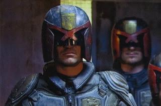 La tragaperras del juez Dredd con toda la acción de la película-98