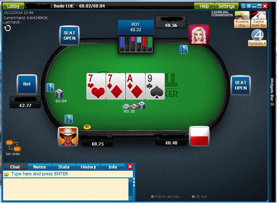 Lista completa de las salas de poker legales para jugar en internet en españa-233