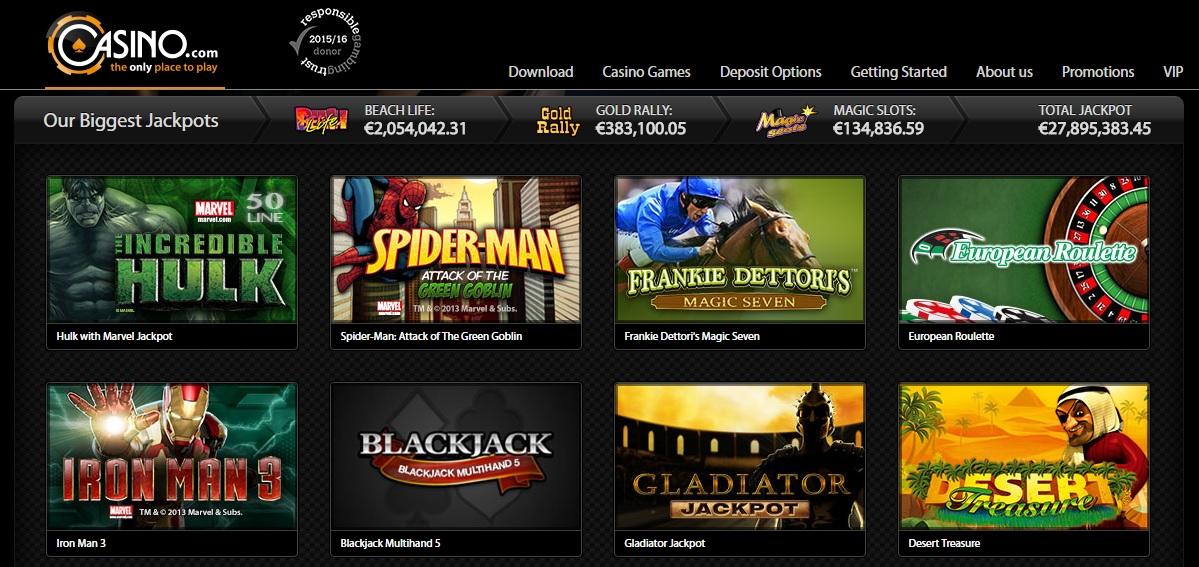 Los mejores casinos para los jugadores situados en Francia-896