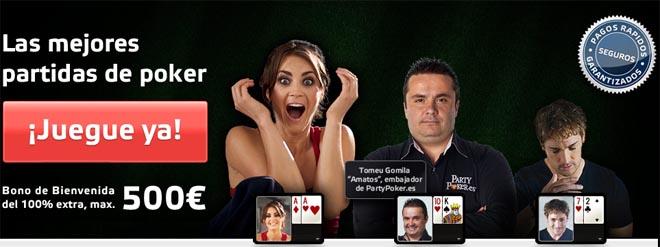 Más torneos Freeroll de Poker en Iberobet-189