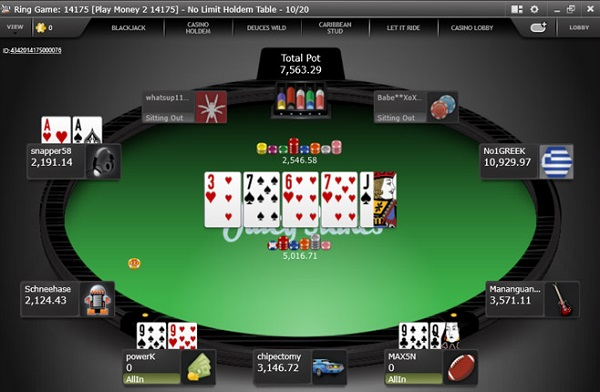Más torneos Freeroll de Poker en Iberobet-334