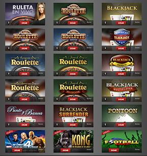 Otros juegos en vivo y algunos de los mejores bonos casino-645