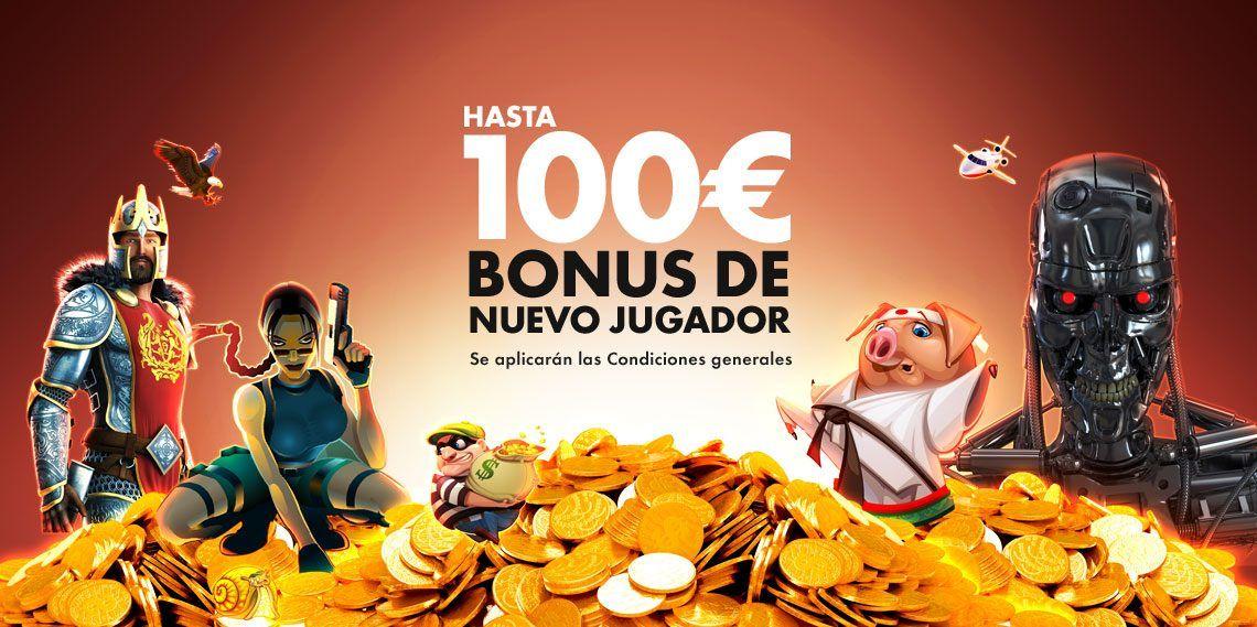 Recibe 10€ sin depósito 1000€ en bonos-625