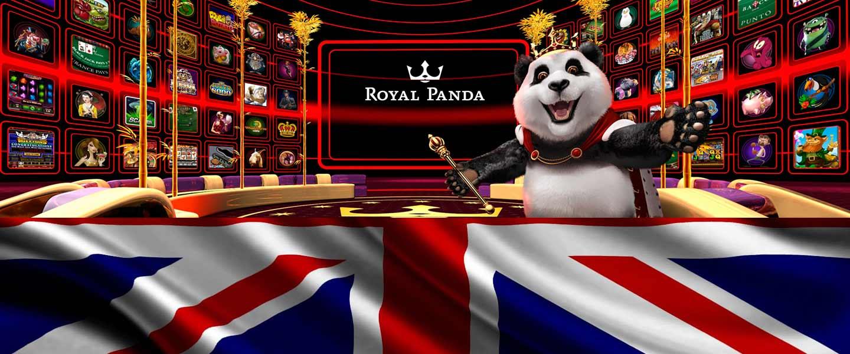 Royal Panda 100% Bonus up to 100€ with your first deposit-424