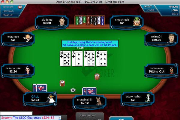 Salas de póker en línea en Francia-93