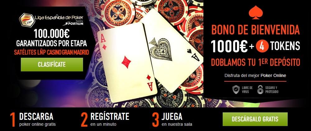 Tarjeta Prepago gratis en bonos  casino en España-242